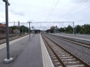 Uitgestorven station