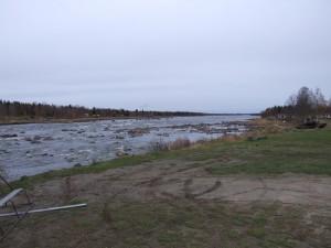 De Tornio rivier
