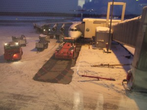 Onze Avrojet op Helsinki