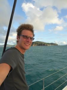 Mijn mooie zeemanskapsel....